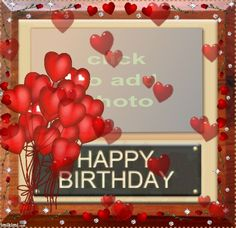 Happy Birthday Happy Birthday Frame, Birthday Frames, Happy Birthday Images, Birthday Wallpaper Hd, Happy Cake Day, Good Morning Inspirational Quotes, Happy Birthday Pictures