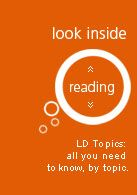 About Reading Disabilities, Learning Disabilities, and Reading Difficulties | LD Topics | LD OnLine