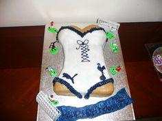 Nigels Spurs birthday cake