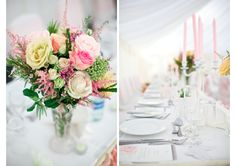 wedding set up, vintage wedding,