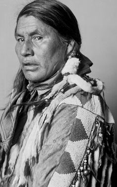 Talking Feather ~ Blackfoot Native American