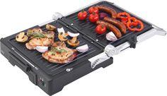 ECG KG 300 Deluxe, nerez Griddles, Griddle Pan, Waffles, Breakfast, Food, Morning Coffee, Grill Pan, Essen, Waffle