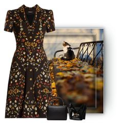 """""""A Walk in the Park"""" by easy-dressing ❤ liked on Polyvore featuring GE and Alexander McQueen"""