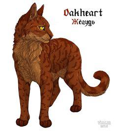 Oakheart by Vialir.deviantart.com on @DeviantArt