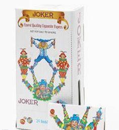 Joker Cigarette Paper 1.5 24 Pk. #0087 by Joker. $34.15. 1.5 SIZE. **24 booklets per box**