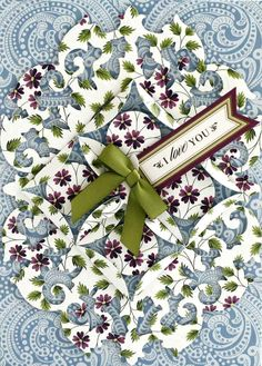 Tutorial Tuesday - Cardstock Creations using Floral Cardstock Bundle Anna Griffin Inc, Anna Griffin Cards, Exploding Box Card, How To Make An Envelope, Craft Day, Love Cards, Make It Simple, Tuesday, Card Stock