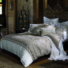 Moroc Quilt Cover & Pillowcase Set By Kas   Double Bed-shopinside.com.au