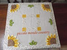 copri tavolo piccolo mondo country