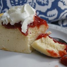 Italian Cream Cheese and Ricotta Cheesecake - Allrecipes.com