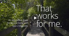 Interactive Video: Lifestyle Guide for Type 2 Diabetes Diabetic Living, Healthy Living, Type 2 Diabetes Diet, Diabetic Tips, Diet Food List, Diabetes Management, Lifestyle Changes, Things To Know, Health Care