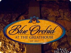 Blue Orchid Restaurant St Thomas