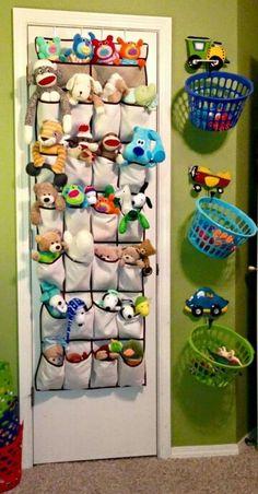 Guarda juguetes