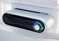 Noria Window Air Conditioner by Devin Sidell