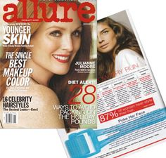 A one month, full-page ad spread in ALLURE MAGAZINE costs $150,000. Allure beauty editors love our products so much that we don't pay a DIME and they still talk about our products! Love it!!