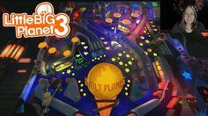 FUN LBP3 GAME | PINBALL by Blacksnakewhite1 | Little Big Planet 3 Arcade...