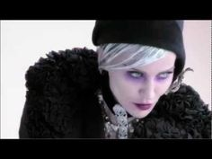 Roger Dubuis - Making of the photoshooting with Daphne Guinness by Nick Knight