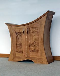 Wooden Goods: Dylan Pym. Is he the Dylan of modern woodworking?