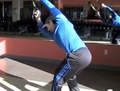 Golf Exercise With A TRX – Hip Mobility, Easier Rotation and Improves Flexibility for Golf