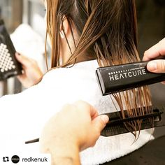 REPARA TU CABELLO CON LA #MOXATERAPIA en #imperfectsalon #sitges. #Repost @redkenuk with @repostapp  Today is the perfect day to repair up to ONE YEAR of surface damage on your hair. Have you called your #Redken salon yet about #Heatcure treatment?