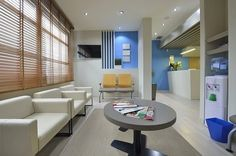 Lux Interiors does interior design for commercial clients focusing on medical interior design.
