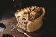 A classic, hearty Game Pie perfect for a winter supper or lunch and the backbone of British winter cooking.