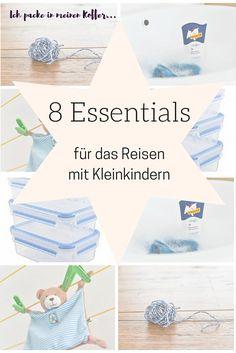 8 Essentials für das Reisen mit Kleinkindern - eine Liste von Anyworkingmom