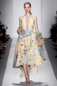 New York Fashion Week, SS '14, Dennis Basso