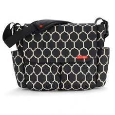 Our personalized wave dot diaper bags by Skip Hop have lots of features and will help keep mom and baby organized. Personalized diaper bags that are both classy & well made, all while still affordable. Quality you can trust in a Skip Hop Diaper Bag. Onyx Tile, Messenger Diaper Bags, Best Diaper Bag, Stroller Bag, Changing Bag, Changing Tables, Burp Cloths, Baby Gear, Baby Love