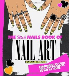 Hair Accessories | The WAH Nails Book of Nail Art ** Learn more by visiting the image link.-It is an affiliate link to Amazon.