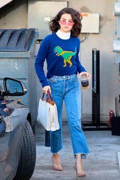 Selena Gomez sweater