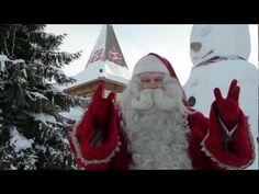 One meter of snow in Santa Claus Village in Rovaniemi in Lapland Finland - Arctic Circle