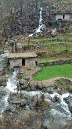 Typical villages in Kurdistan