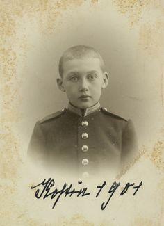 Prince Konstantin Konstantinovich, 1901