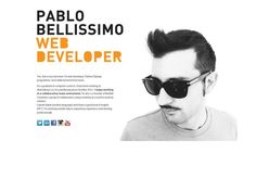 PABLO BELLISSIMO's page on about.me – http://about.me/pablo.bellissimo