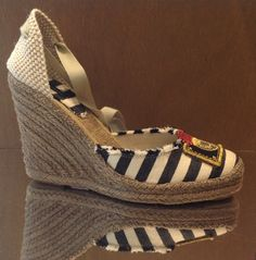 Marc Jacobs #wedge #sandal #summer #woman #shoes