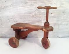 Image result for wooden scooters
