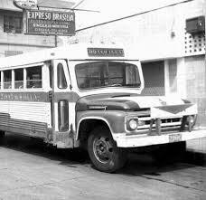 Resultado de imagen para Buses Antiguos