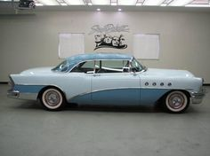 1955 Buick Roadmaster Came to California in 1959 with a waterbag hanging from the radiator and no air conditioning back then