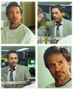 """Robert Downey Jr. in """"Due Date"""" (2010).  So cute!  (And such a hilarious movie!)"""