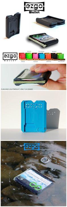 EZGO Men's Wallet (6)