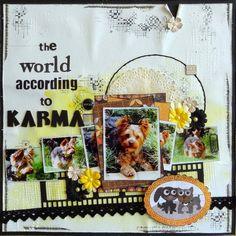 THE WORLD ACCORDING TO KARMA