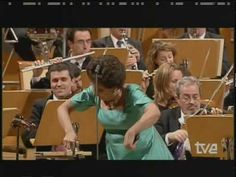 "Lucero Tena. Intermission, from ""The wedding of Luis Alonso"" (Castanets)"