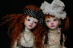 Lison et Ninon le retour by heliantas, via Flickr