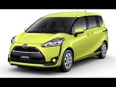 AutoZone | AutosVideo.blogspot.com: 2016 All-New Toyota Sienta Compact Minivan