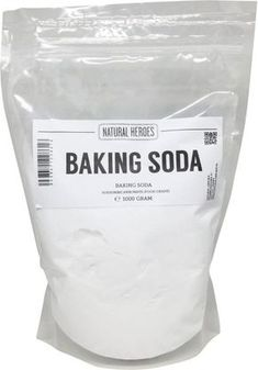 Baking Soda, 50 ways to use this miracle cure - Firma Household Healthy Eating Tips, Healthy Nutrition, Sodium Bicarbonate, Vegetable Drinks, Green Cleaning, Clean House, Good To Know, Cleaning Hacks, Baking Soda
