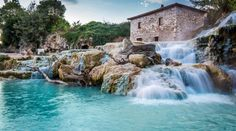 O Τάσος Δούσης προτείνει 8 υπέροχες αποδράσεις μια ανάσα από την Αθήνα μόλις επιτραπούν οι μετακινήσεις! Luang Prabang, Bars En Plein Air, Saturnia Italy, Thermal Pool, Thermal Baths, Beau Site, Pamukkale, Les Cascades, Best Spa