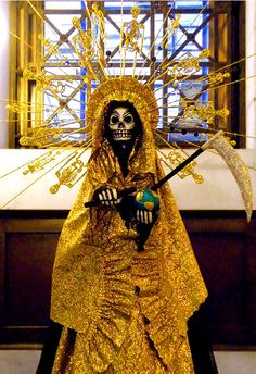 Mictlancihuatl is the Aztec goddess of the underworld