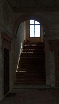 Staff Stairwell