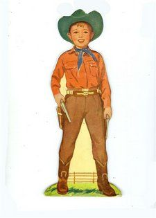 C is for cowboy: