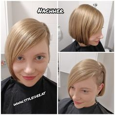 Up Styles, Short Hair Styles, Hair Makeup, Make Up, Hairdresser, Face, Bob Styles, Short Hair Cuts, Party Hairstyles